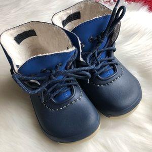 Crocs | Kids High Top Lace Up Boots